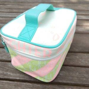 BENEFIT | Traincase Makeup Cosmetic Case Bag